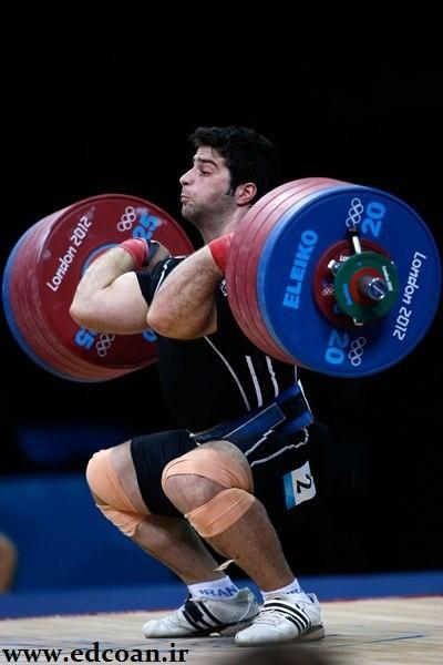 دانلود پاورپوینت تجزیه و تحلیل حرکت دو ضرب وزنه برداری