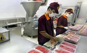 پاورپوینت بررسی فناوری های نوین در صنایع غذایی
