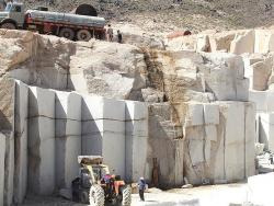 گزارش کارآموزی اکتشاف سنگهای تزئینی و نما