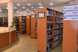 پاورپوینت کتابخانه ها و حمایت از اقشار خاص