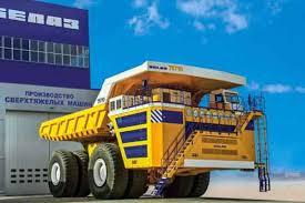 پاورپوینت ماشین آلات راهسازی و ساختمانی - کامیون ها